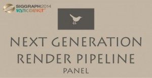 "Siggraph Birds of a Feather ""Building the next Generation Render Farm Pipeline"""