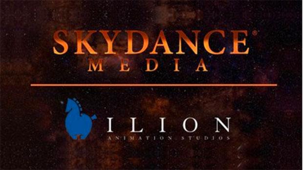 Skydance Forms Partnership Qube! user, Ilion Animation Studios