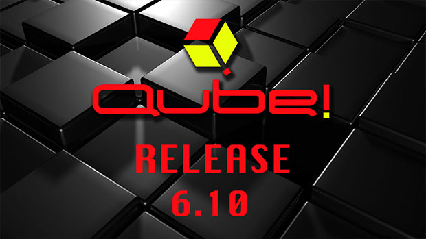 Qube! 6.10 Releases with Online Performance Reports