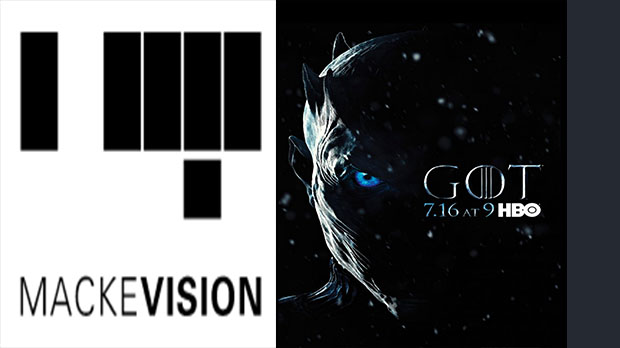 """Mackevision's Special Effects for """"Game of Thrones"""""""