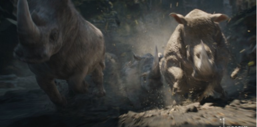 Iloura Creates Ravaging Rhinos for 'Jumanji: Welcome to the Jungle'